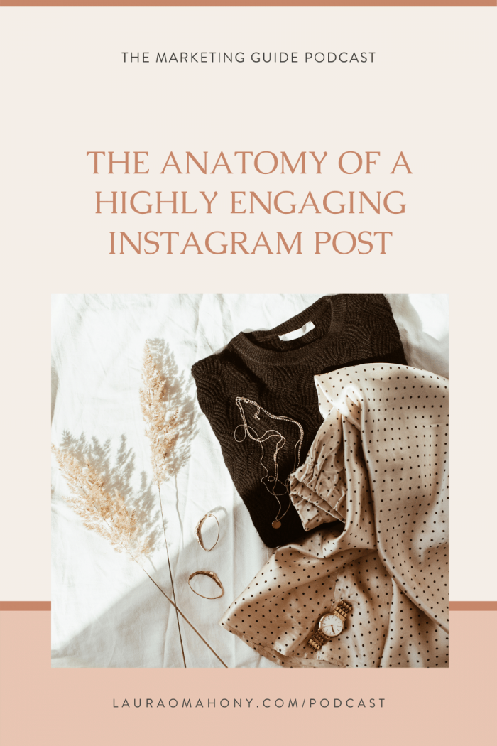 The anatomy of a highly engaging Instagram post