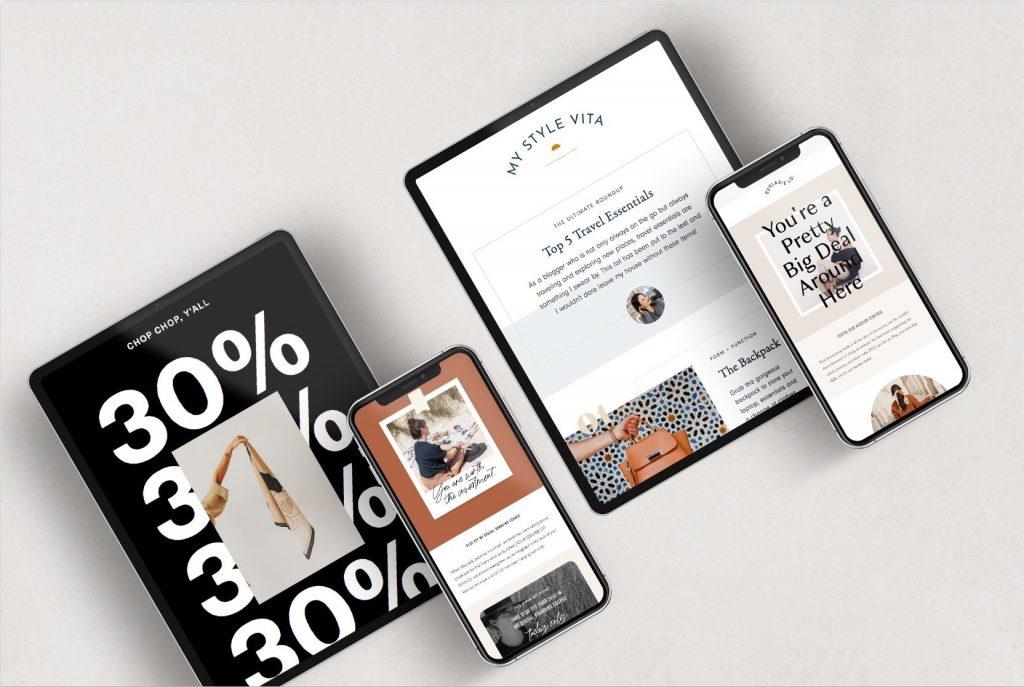 Flodesk Email Marketing Platform Demo