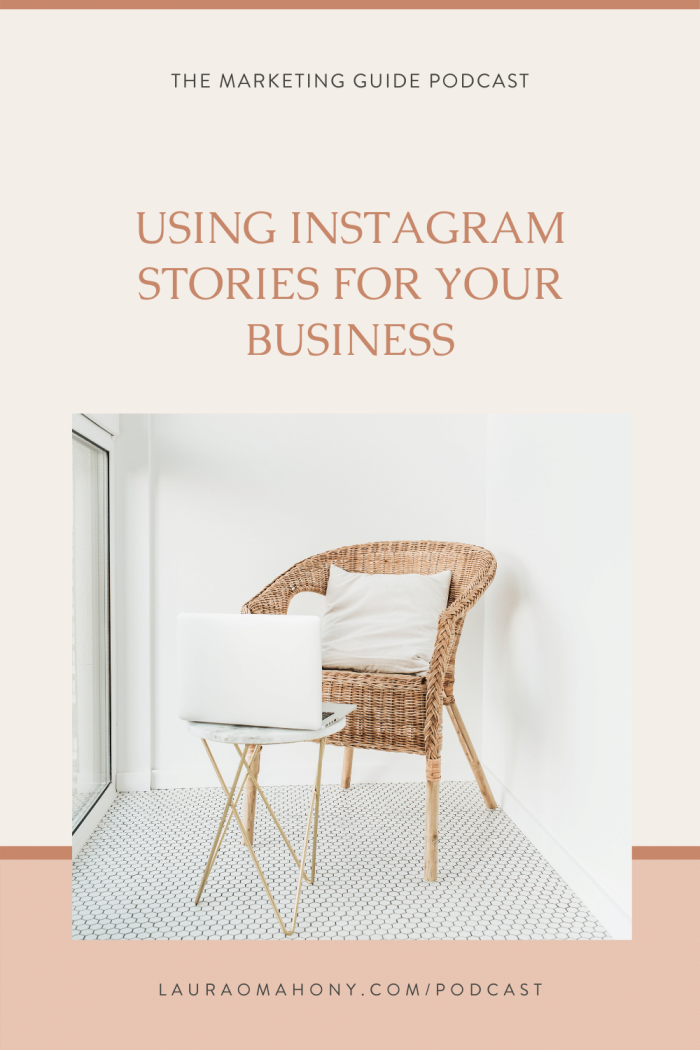 Episode 5 – Using Instagram Stories for your Business