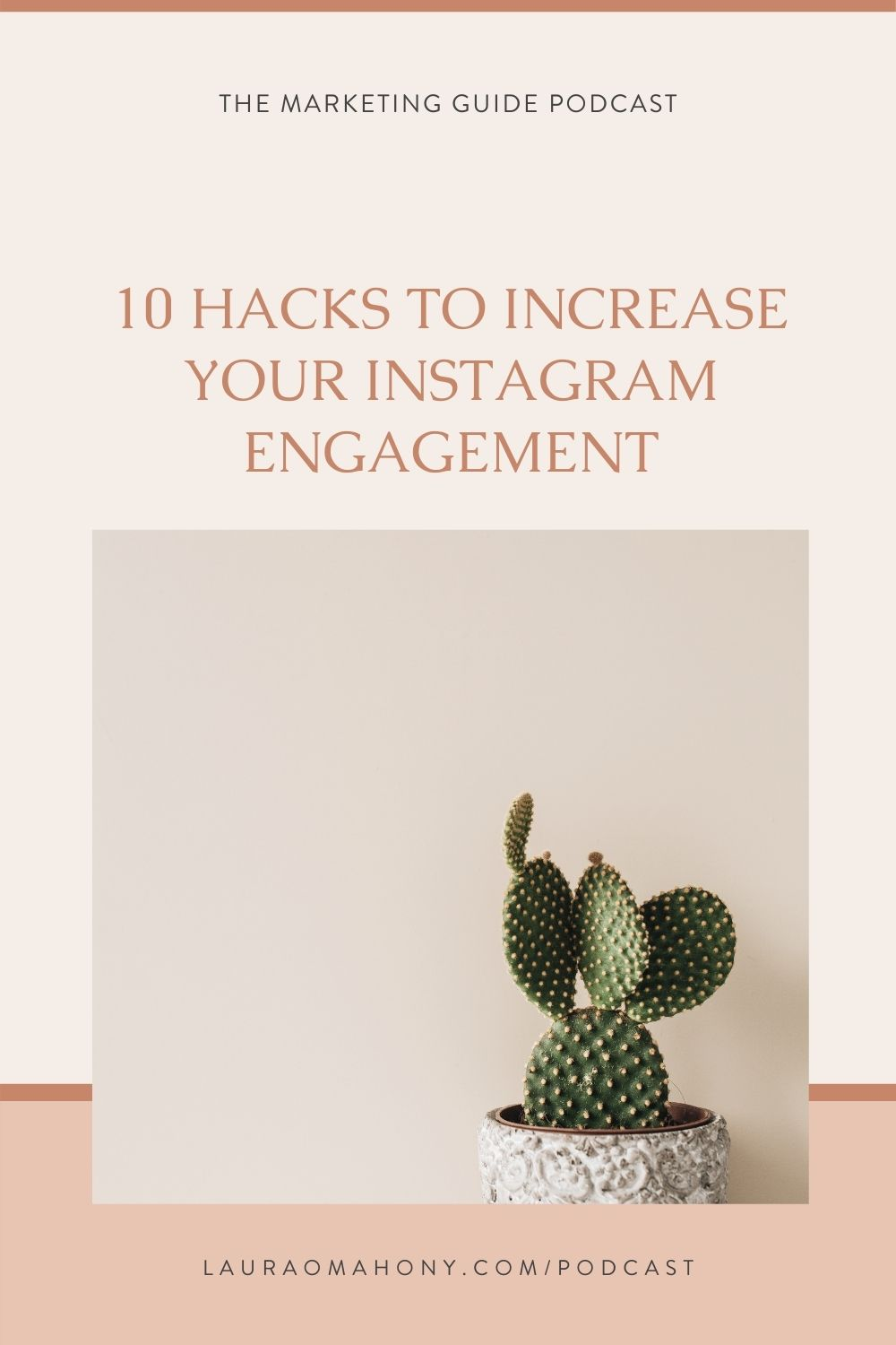 Episode 22 - 10 Hacks to Increase your Instagram Engagement