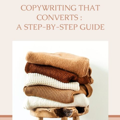 episode 25 of the marketing guide podcast with laura o' mahony copywriting that converts