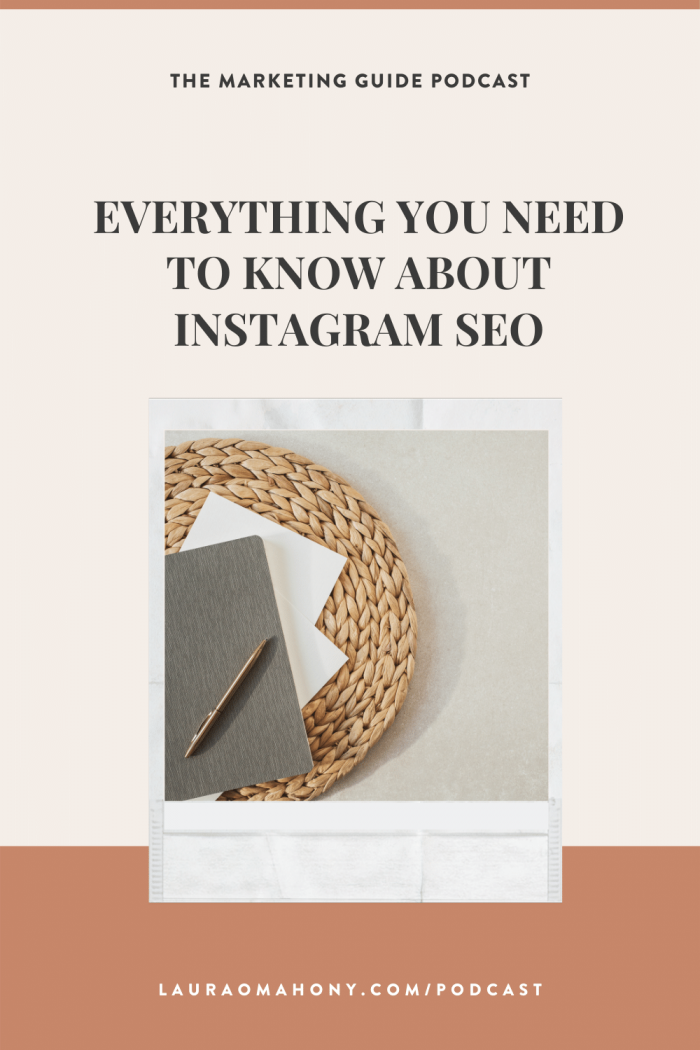 Episode 34 – Everything you need to know about Instagram SEO