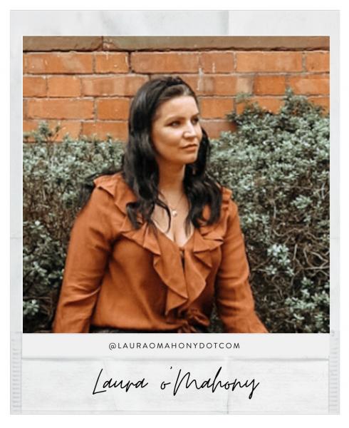 Laura O' Mahony marketing The Marketing Guide Podcast