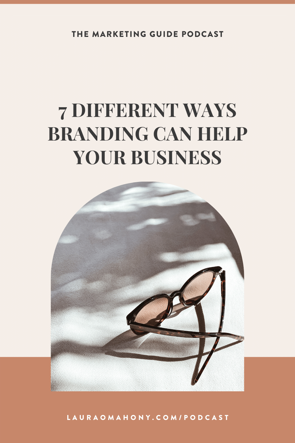 Episode 52 of The Marketing Guide 7 Different Ways Branding Can Help Your Business