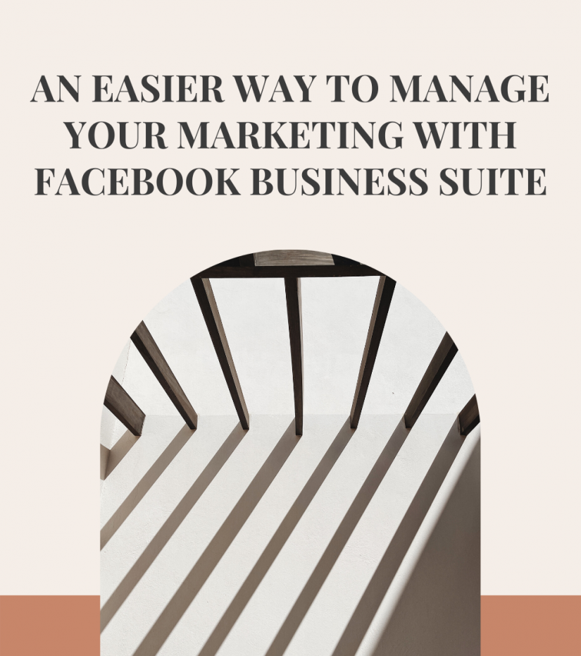The Marketing Guide Episode 54 - An Easier Way To Manage Your Marketing With Facebook Business Suite